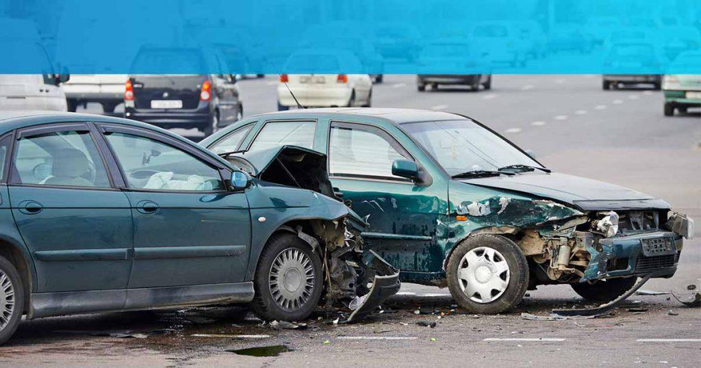 Cómo actuar en un accidente en cadena