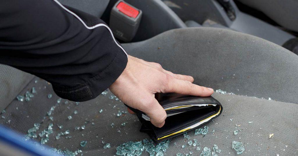 Cobertura robo seguro de coche