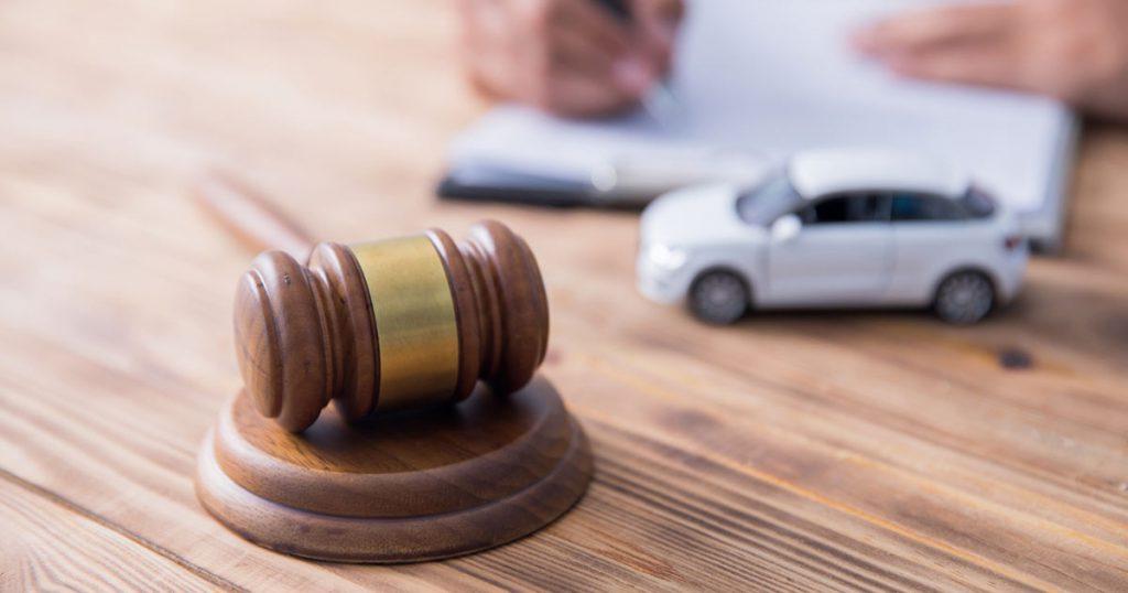 Defensa jurídica en el seguro de coche
