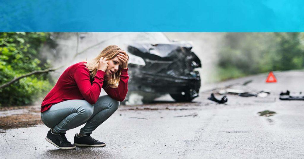 Siniestro total en caso de accidente