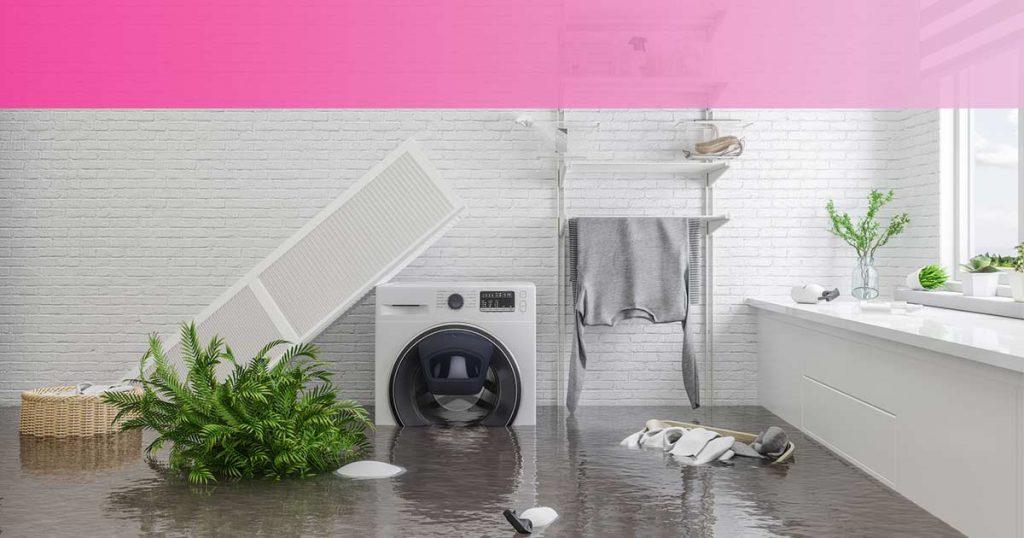 El papel del seguro de comunidades ante daños por agua