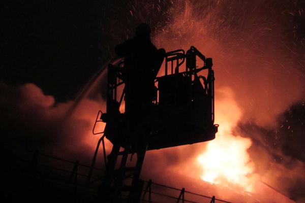 ¿Qué ocurre si se produce un incendio en edificio? Tu seguro de comunidades te protege.