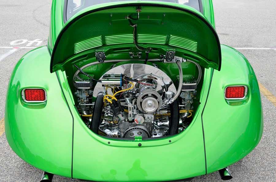 cambio del liquido refrigerante del coche