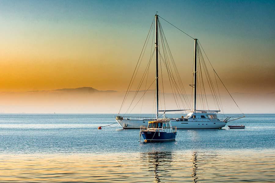 Importancia y coste del mantenimiento de un barco