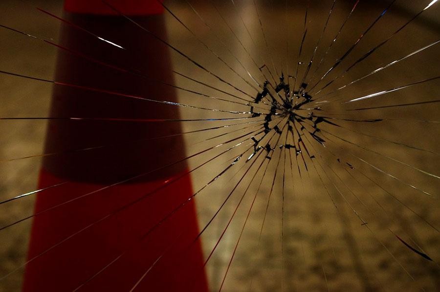 rotura de cristales en los seguros de comercio