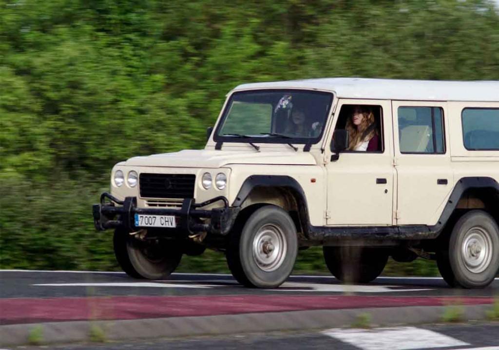 Laura está de camino al pueblo