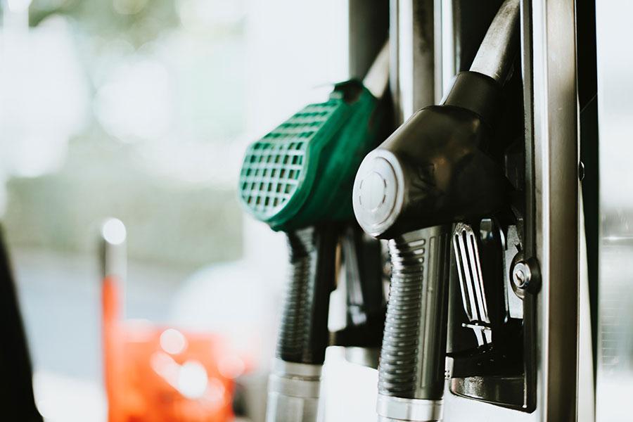 coche sin gasolina