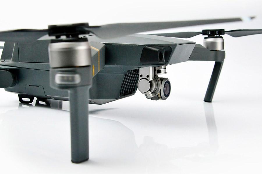 El dron ambulancia con desfibrilador puede salvar vidas