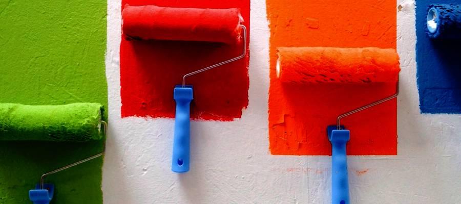 Pintura de interiores para cocina y baño