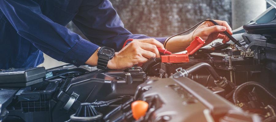 Tareas de mantenimiento preventivo del coche