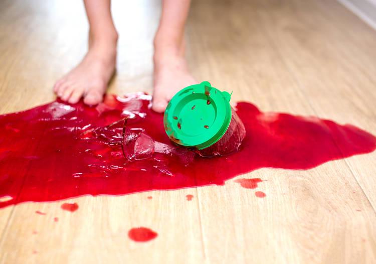 Los accidentes domésticos más comunes en niños y adultos