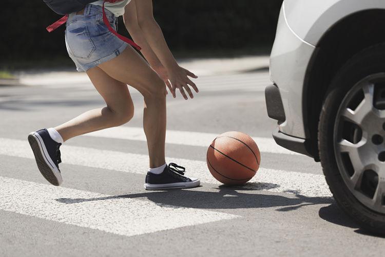 Medidas de prevención de accidentes en la calle