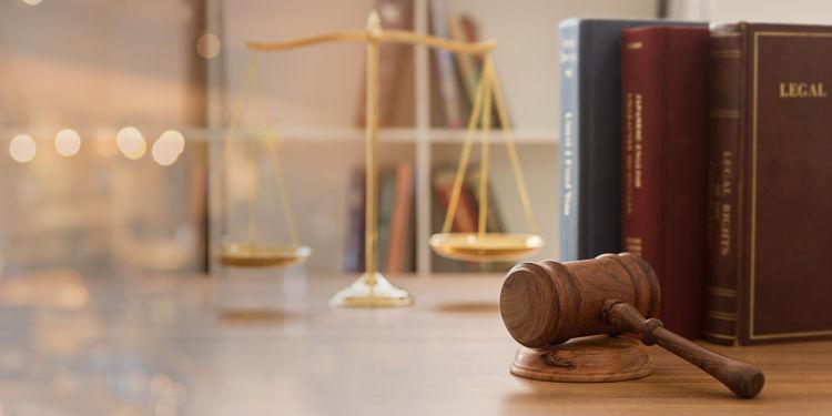 El proceso de una demanda judicial