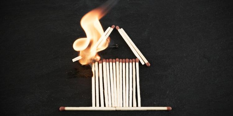 que hacer en caso de incendio en casa