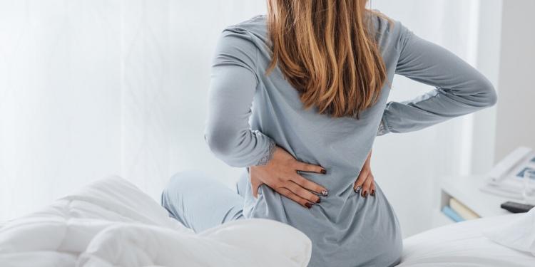 Causas del dolor en la parte baja de la espalda