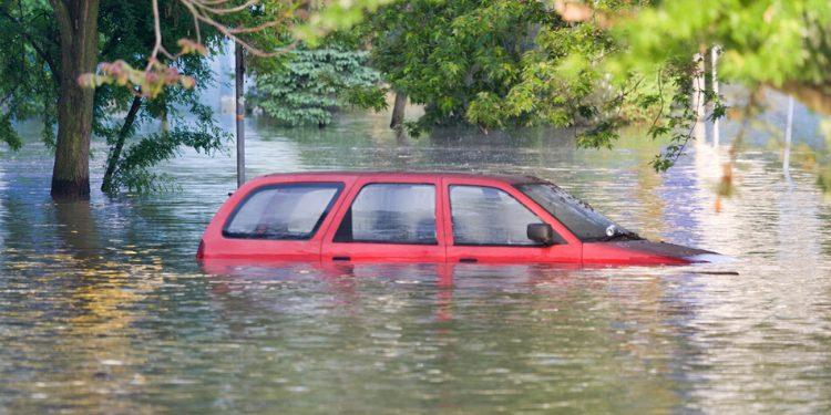 Perdida total de un vehiculo por desastres naturales