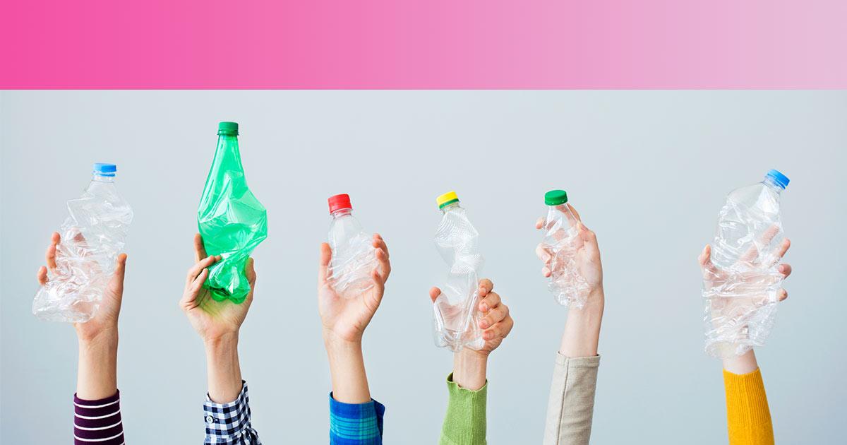 tipos de reciclaje por colores