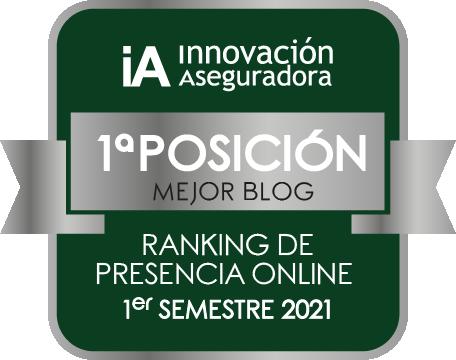 Mejor blog 2021 Innovación Aseguradora