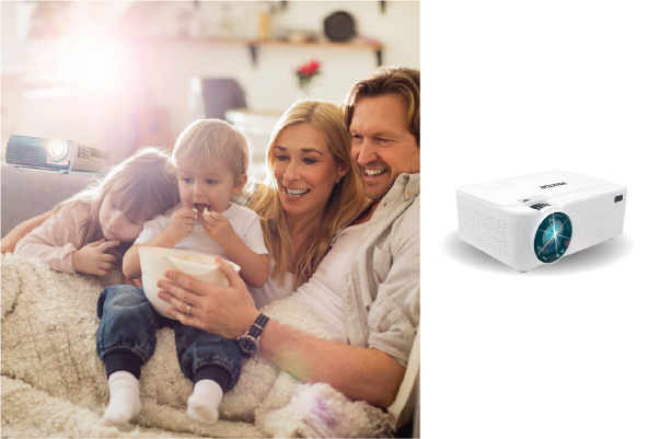 Emporta't un projector amb la teva assegurança de vida o estalvi