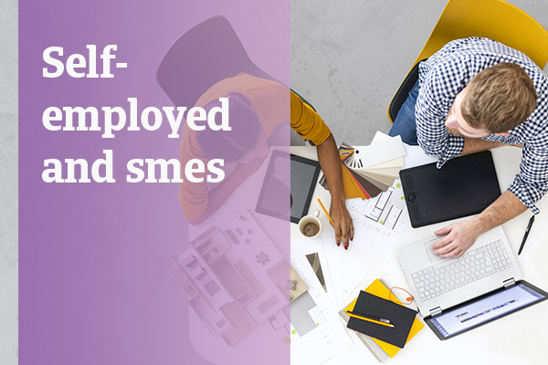 Self-employed workers and SMEs