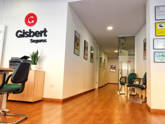 Instalaciones oficina Plus Ultra Seguros agencia Gisbert Seguros